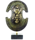 Boeotian Shield in bronze (with Harpy)
