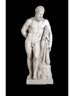 Hércules Farnesio (Ercole Farnese) de Glykon