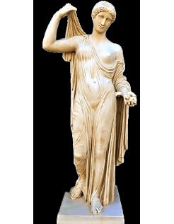 Aphrodite ou Vénus Génitrix de Fréjus - Statue grandeur nature
