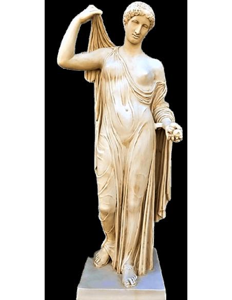 Afrodita o Venus Genitrix de Frejus - Estatua de Tamaño Real