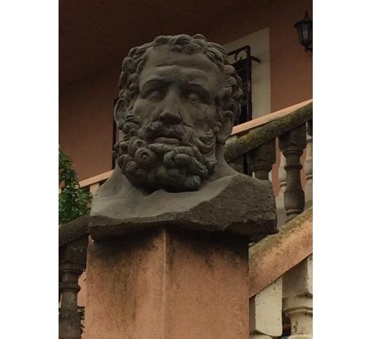 Buste d'Hercules