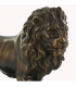 Marching lion