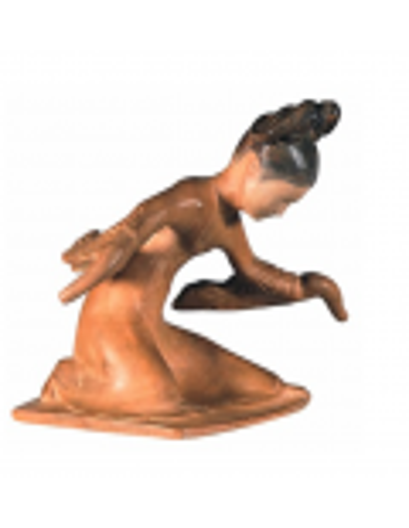 Bailarina de izquierda china