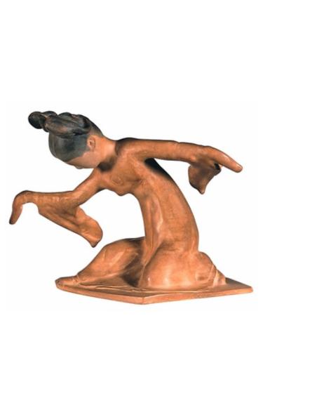 Danseuse chinoise droite