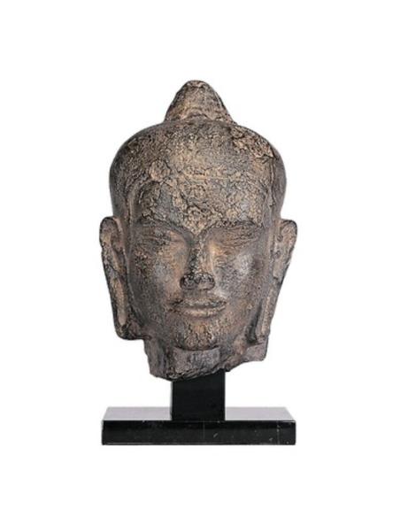 Buddha Head Sâkyamuni