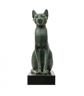 Cat of the goddess Bastet