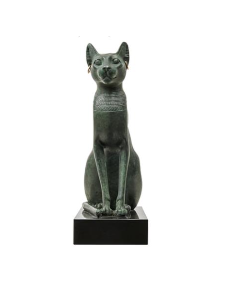 Gato de la diosa Bastet