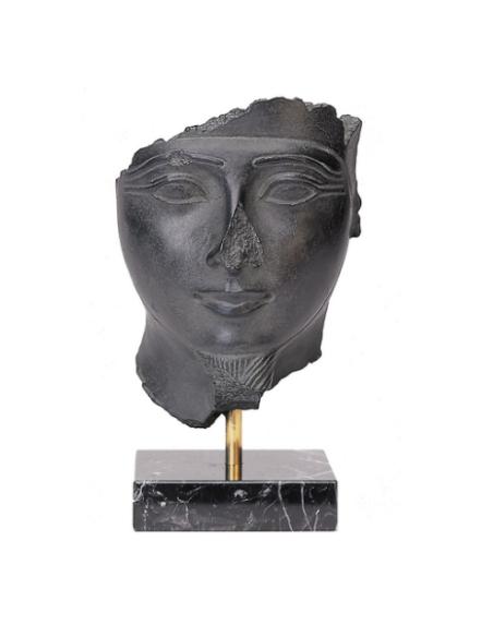 Fragmento de cara de Amon Ra