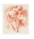 Three little angels playing