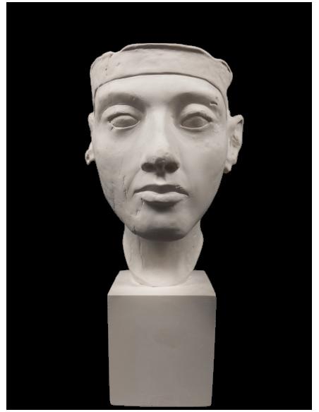 Bustes égyptiens